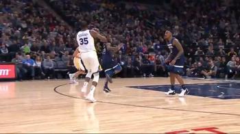 NBA, 39 punti di Kevin Durant nel ko contro Minnesota