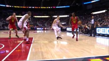 NBA, career-high (38 punti) per Taurean Prince vs. Bulls