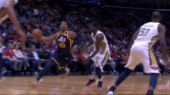 NBA, Rubio e Mitchell scatenati nella vittoria dei Jazz