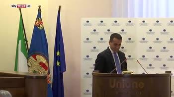 Di Maio, ho detto a Salvini che ci spetta presidenza Camera