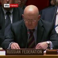 UK, Russia and US trade barbs at UN