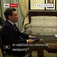 Russia has 'no chemical weapons at all'
