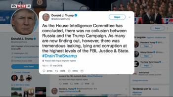 Russiagate, Trump no collusione, bugie da Fbi corrotta