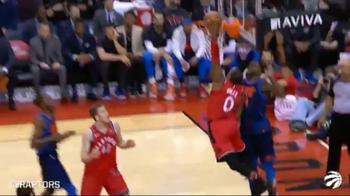 NBA, CJ Miles festeggia i 31 anni con una super schiacciata