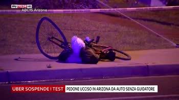 Uber, auto autonoma uccide pedone
