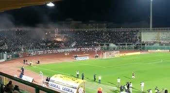 Livorno, al Picchi va in scena il derby con il Siena
