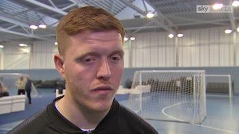 Mawson: I never expected England call-up