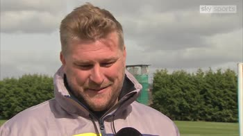 Robinson: Oxford want play-offs next term