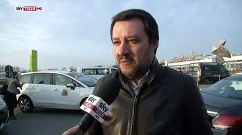 Salvini, premier, Aspettiamo Mattarella, noi pronti