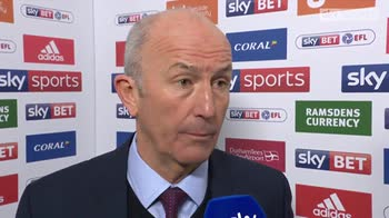 Pulis left disappointed