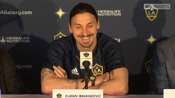 Zlatan: The lion is hungry