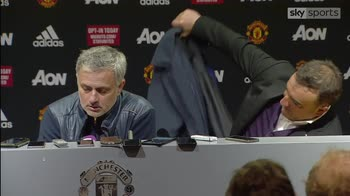 Mourinho invites Carvalhal into joint press conference