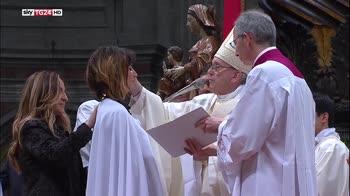 Papa veglia Pasqua No a paralisi davanti a ingiustizie