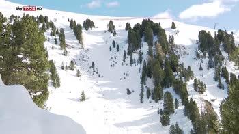 valanga, svizzera, canton vallese, sciaplinisti