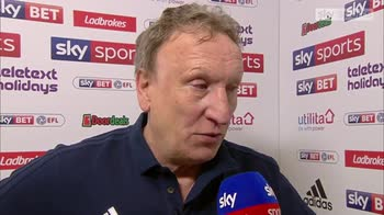 Warnock pleased with gutsy display