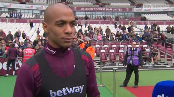 'Hammers won't go down'