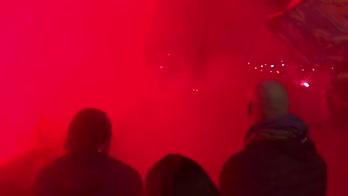 -1 al derby, i tifosi del Genoa incitano la squadra