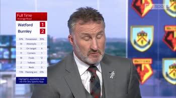 McInally: Burnley were brilliant