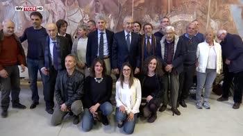 Affreschi Camposanto Pisa, restauro dopo 70 anni