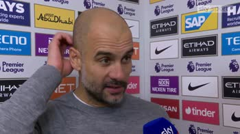 Pep disappointed for fans