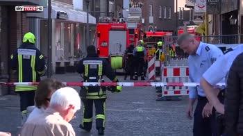 Attacco Germania, 2 morti e una ventina di feriti