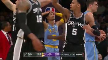 NBA: ultima chance Lakers contro gli Spurs, ma la regia...