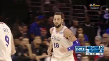 NBA, 15 punti di Belinelli nel successo contro Dallas