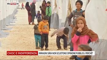 Immagini Siria non scuotono opinione pubblica