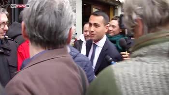 Di Maio, 0% possibilità di alleanza con Berlusconi