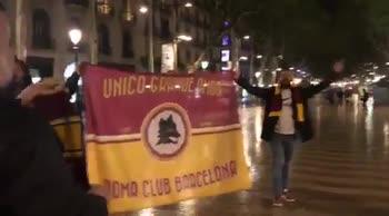 Roma club barcellona