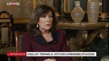 L intervista di Maria Latella a Casellati