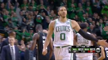 NBA Highlights: Boston Celtics-Milwaukee Bucks 113-107 OT