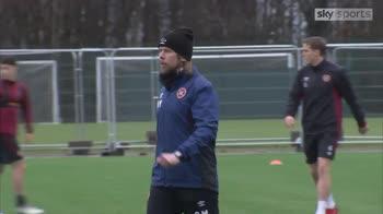 Lafferty praises Hearts backing