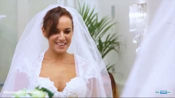 """Quando scegli l'abito da sposa per il primo """"appuntamento"""""""