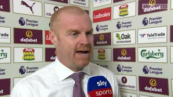 Dyche: I'm not disappointed