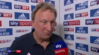 Warnock: We never give in