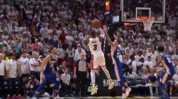 NBA, 25 punti per Dwyane Wade in Gara-4 contro Philadelphia