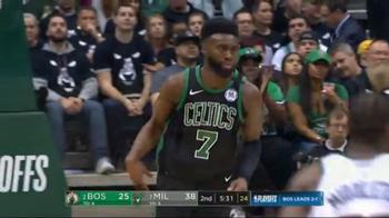 NBA, 34 punti per Jaylen Brown in gara-4 contro Milwaukee