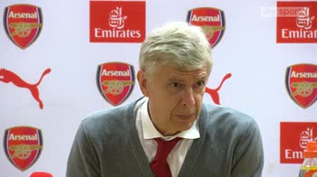 Wenger: Lack of unity was hurtful