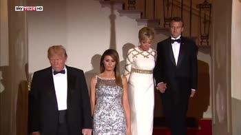 Il compleanno di Melania, Trump: è la first lady d'America