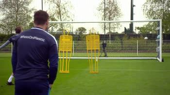 Kane and Eriksen plastics challenge