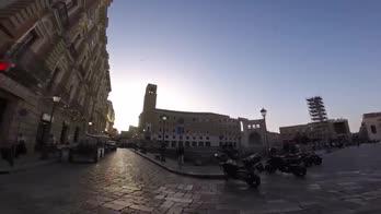 Lecce, la città che sogna la promozione