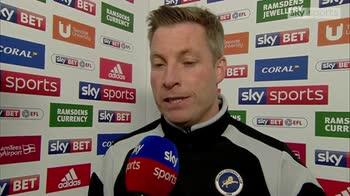 Harris: Goals we conceded were poor