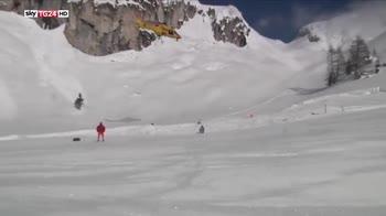 ERROR! Tragedia sulle Alpi, 14 morti in diversi incidenti