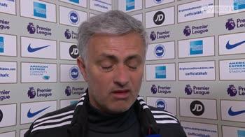 Mourinho: We weren't good enough