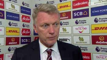 Moyes looking up the table