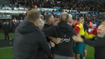 Gabbiadini salva il Southampton: quanta gioia a fine partit