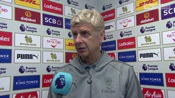 Wenger praises players' spirit