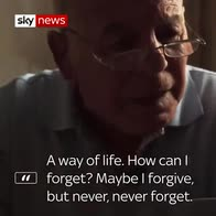 Palestinian refugee: 'I will never forget'