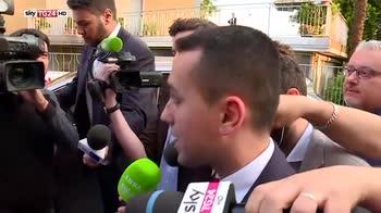 Governo, Di Maio si dice ottimista su  nome premier